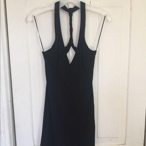Guess little black dress size small